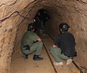 Otay Drug Tunnel.