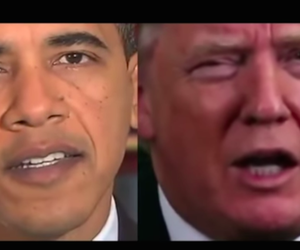 Researchers at Carnegie Mellon University have created a method that automatically transforms the content of one video into the style of another, making it possible to transfer the facial expressions of one person into another.