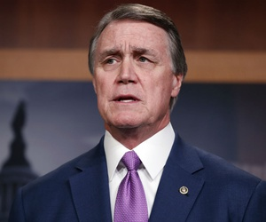 Sen. David Perdue, R-Ga., led a group of 15 lawmakers writing a letter to the Trump administration.