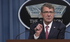 Defense Secretary Ash Carter announces his Women in Service Review during a press brief at the Pentagon, Dec. 3, 2015.