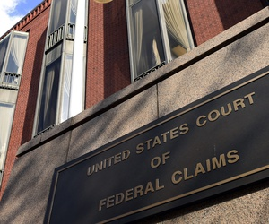 U.S. Court of Federal Claims in Washington, D.C.