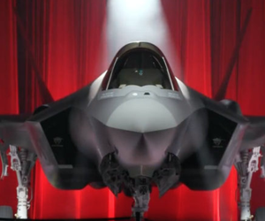 Lockheed Martin roll-out ceremony for Turkey's F-35, June 21, 2018