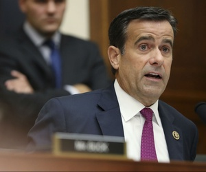 John Ratcliffe, whom President Trump says he plans to nominate for director of national intelligence.