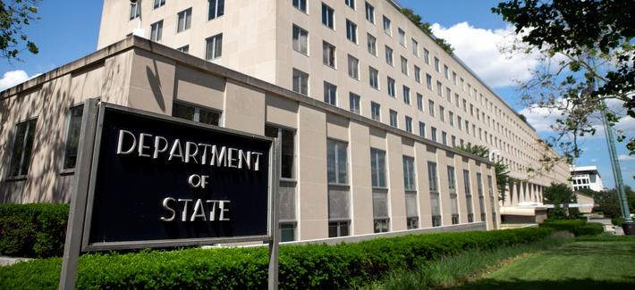 U.S. State Department headquarters in Washington, D.C.U.S. State Department headquarters in Washington, D.C.