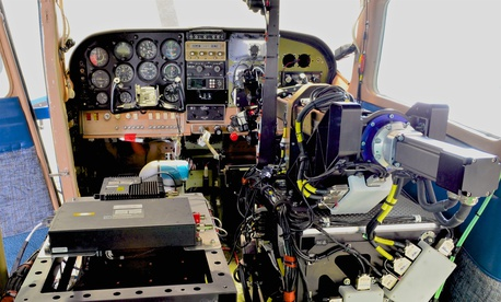 The ROBOpilot  from the Air Force Research lab DZYNE Technologies