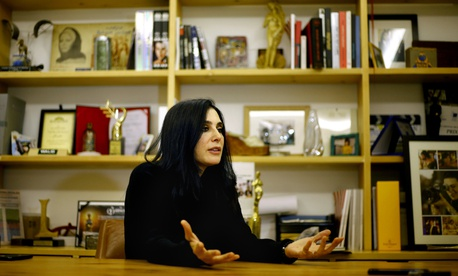 In 2019, Lebanese director Nadine Labaki became the first female artist in the Arab world to be nominated for an Oscar, and the only woman director nominated this year, for her film 'Capernaum,' Jan. 22, 2019.