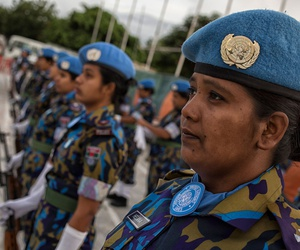 In Haiti, an all-female Bangladeshi Formed Police Unit served with the UN mission, known as MINUSTAH, from 2015 until October 2017.