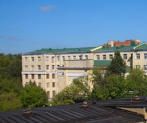 A lab building of the Moscow Institute of Physics and Technology