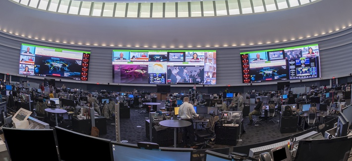 The NSA's new Joint Operations Center