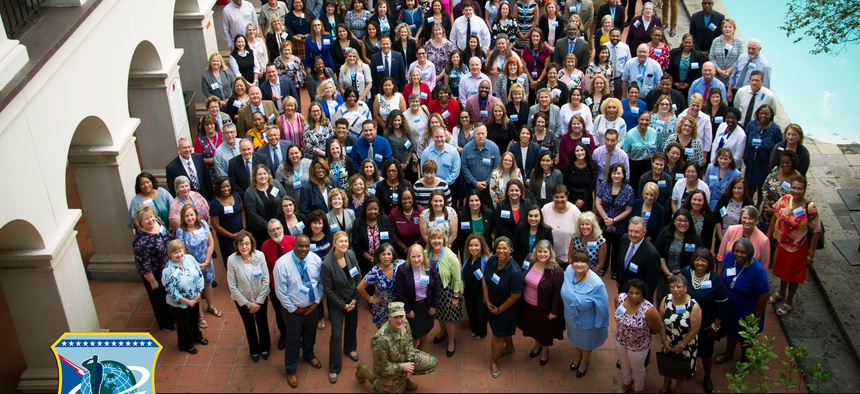 The Air Force's Personnel Center hosted the 2019 Civilian Personnel Training Summit in San Antonio, Texas, July 22-26, 2019.