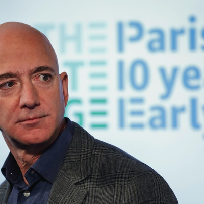 Amazon's Bezos Hits Silicon Valley For Not Working With Pentagon