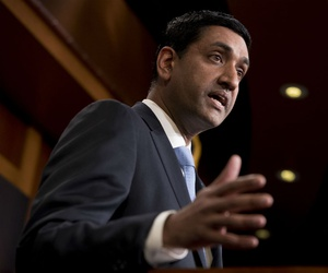 "Rep. Ro Khanna, D-Calif., said ""taxpayers should see their hard-earned money going toward high-quality services around their communities."""