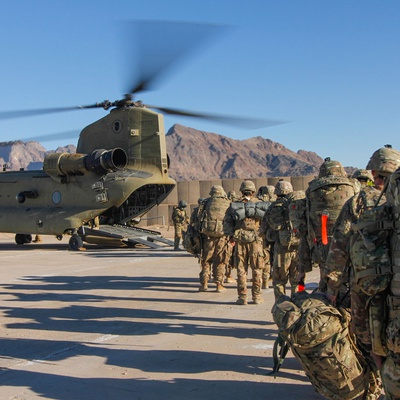 Who Gets to Tell the Story of the Afghanistan War?