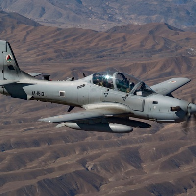 Here's What Special Operators Want From Their New Light Attack Plane