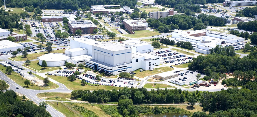 NASA's Goddard Space Flight Center, for which Akima performs facilities, operations and maintenance work.