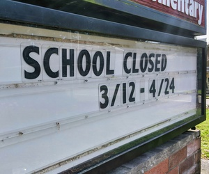 A school near Seattle is closed for over a month. So far, the greatest clusters of the disease, and the most aggressive responses to it, have indeed been centered in a few large, Democratic-leaning metropolitan areas, including Seattle.