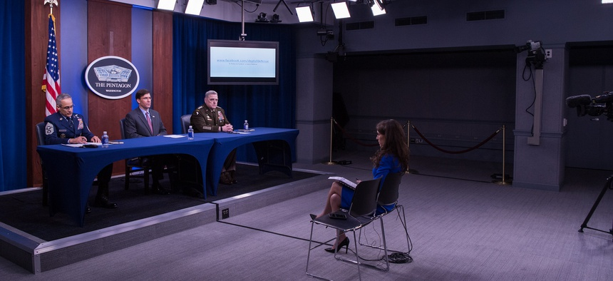 DoD photo by Army Staff Sgt. Nicole Mejia