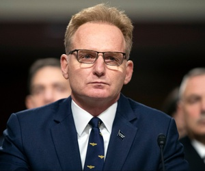 Acting Navy Secretary Thomas Modly stepped down Tuesday amid furor over his firing of the captain of the USS Roosevelt, who was coping with a coronavirus outbreak among hundreds of sailors aboard the ship.