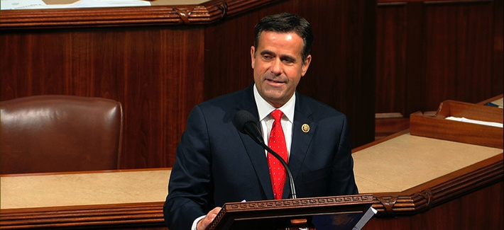 Don't Confirm John Ratcliffe as Director of National Intelligence ...