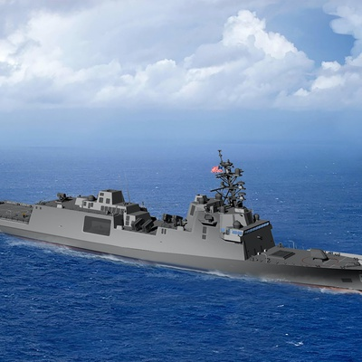 To Compete With Russia and China at Sea, Think Small