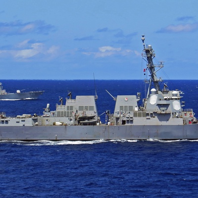 Does the Pentagon Understand What a Navy Is For?
