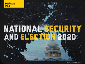 National Security and Election 2020