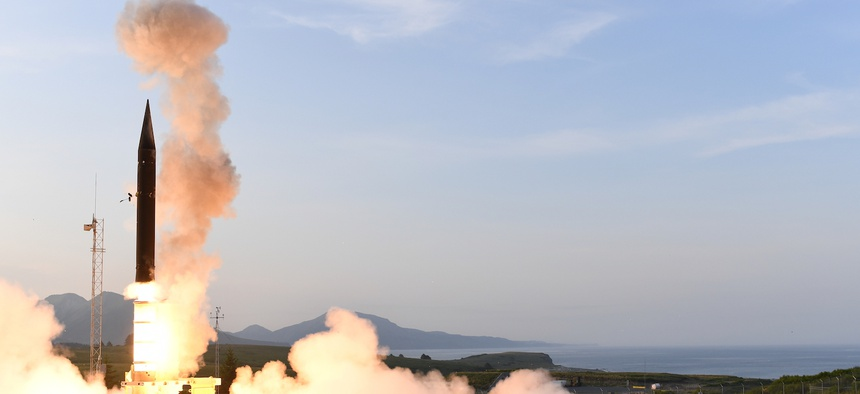 The Israel Missile Defense Organization (IMDO) of the Directorate of Defense Research and Development (DDR&D) and the U.S. Missile Defense Agency (MDA) completed a successful flight test campaign with the Arrow-3 Interceptor missile.