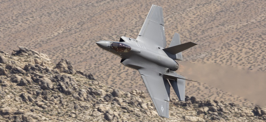 Lifesaving Auto GCAS Software being integrated into first F-35s Seven Years Ahead of Schedule