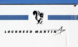 Lockheed Martin's Advanced Development Programs facility in Palmdale, California.