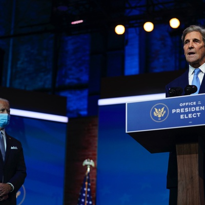 How Biden and Kerry Could Rebuild America's Global Climate Leadership