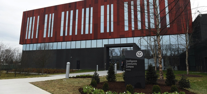 The Intelligence Community Campus-Bethesda in 2017.