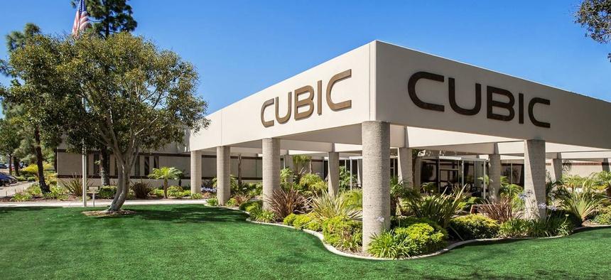 Cubic Corp. headquarters in Kearny Mesa.