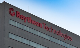 A Raytheon Technologies office in El Segundo, California.