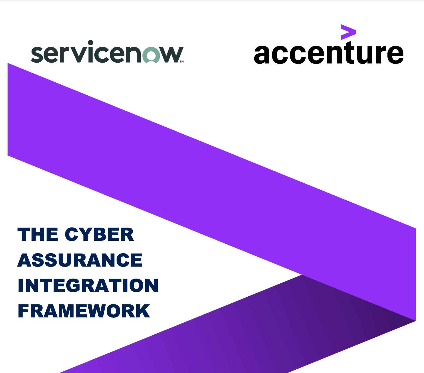 TEST - The Cyber Assurance Integration Framework